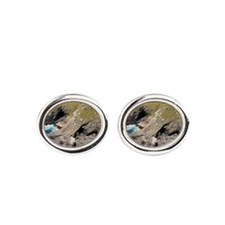 Tintagel Haven, Cornwall, England, UK 2 Cufflinks