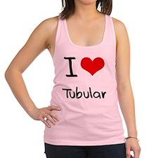 I love Tubular Racerback Tank Top