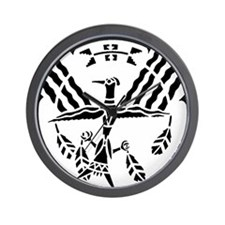 Sioux Mofits Wall Clock