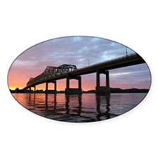 Clinton Bridge Decal
