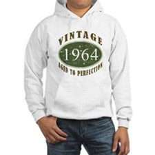 Vintage 1964 Birthday (Green) Jumper Hoody