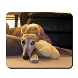 Cool Greyhounds Mousepad