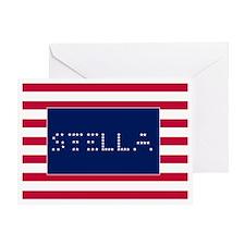 STELLA3 Greeting Card