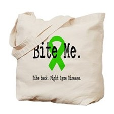 Bite Back Tote Bag