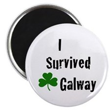 I Survived Galway Magnet