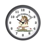 World's Greatest Cook Wall Clock