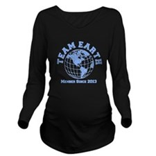 Team Earth Member Since 2013 America Long Sleeve M