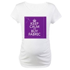 Keep Calm and Buy Fabric Shirt
