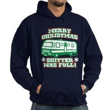 Merry Christmas Shitter was Full Hoodie