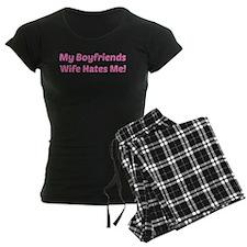 My Boyfriends Wife Hates Me Pajamas