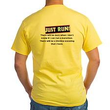 Marathon Runner's T