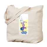 Take the Squidheads Bowling Tote Bag