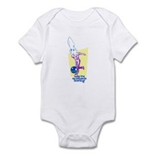 Take the Squidheads Bowling Infant Bodysuit