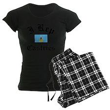 I Rep Castries Pajamas