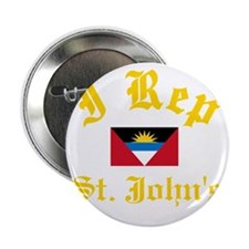 "I Rep St Johns 2.25"" Button"