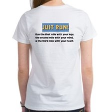 Run with your heart Tee