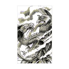 Dragon  Phoenix Tattoo Flip Fl Decal
