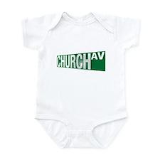 Church Av  Infant Bodysuit