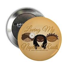 LMNR Gold Button 2.25&Quot; Button (10 Pack)