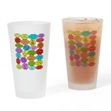 Nurses retirement Pint Glasses