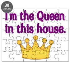 Im the Queen in this house Puzzle