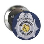 Denver Police Button