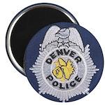 Denver Police Magnet