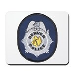 Denver Police Mousepad