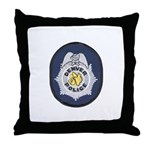 Denver Police Throw Pillow