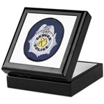 Denver Police Keepsake Box