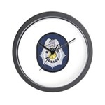 Denver Police Wall Clock