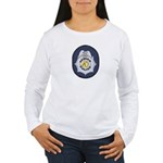 Denver Police Women's Long Sleeve T-Shirt