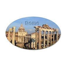 Rome_5.5x7.5_FlatCard_RomanF Wall Decal