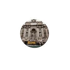Rome_11x9_TreviFountain Mini Button