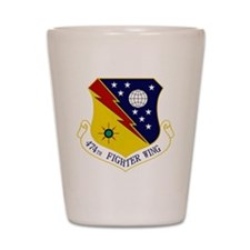 474th FW Shot Glass