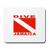 Dive Jamaica Mousepad