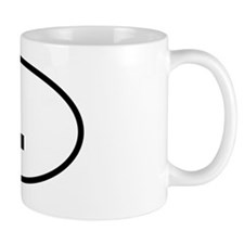 Luxembourg - L - European Mug