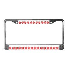 Cherries License Plate Frame
