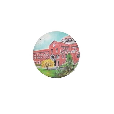School in color Mini Button