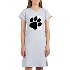 PawPrint Women's Nightshirt