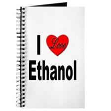 I Love Ethanol Journal