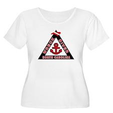 Wreck Dive NC Triangle T-Shirt