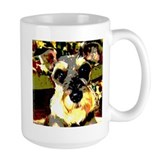 Colorful Schnauzer Mug