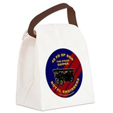 45 sqn steam sapper Canvas Lunch Bag