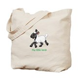 His Little Lamb Diaper/Tote Bag