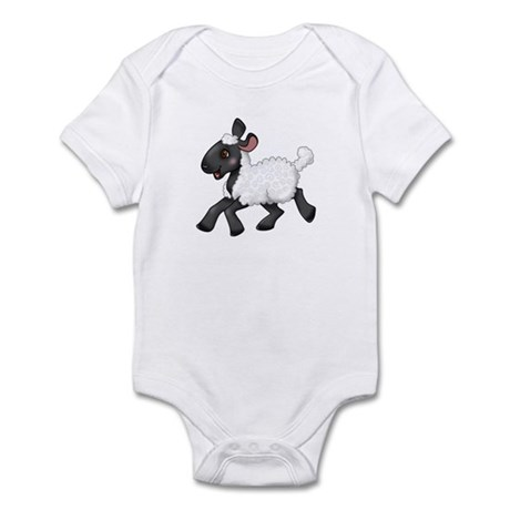 Little Lamb Infant Bodysuit