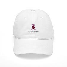 Team Ladybug Baseball Cap