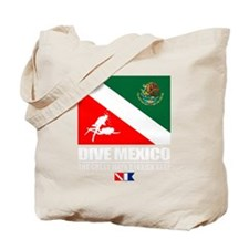 Dive Mexico Tote Bag