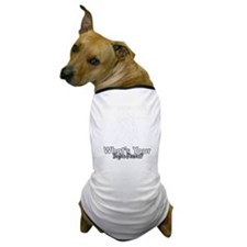 Ballroom dancing designs Dog T-Shirt