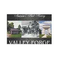 valleyforge2b1 Rectangle Magnet